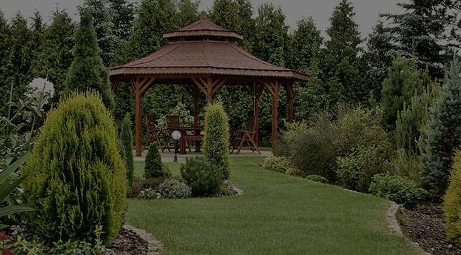 West Monroe Garden Design